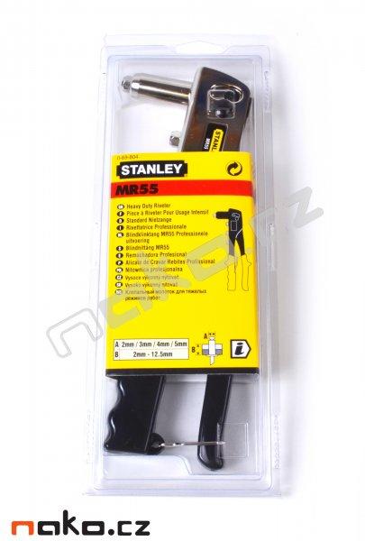 STANLEY 6-MR55 nýtovací kleště