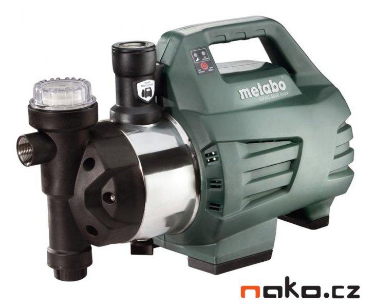 METABO HWAI 4500 Inox automatická zahradní pumpa 1300W 60097900