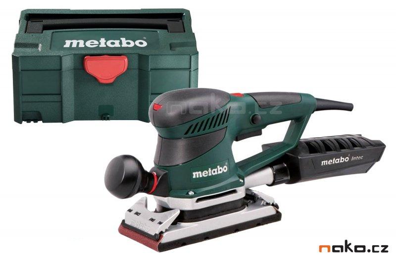 Metabo SRE 4350 TurboTec vibrační bruska na sádrokarton v MetaLocu 61135070