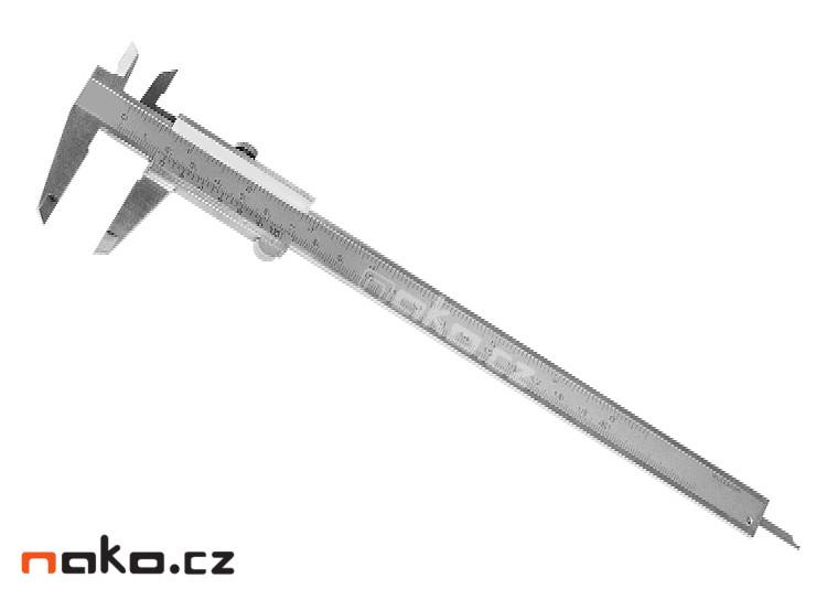 Měřítko posuvné 300/0.02mm INOX šroubek P13422