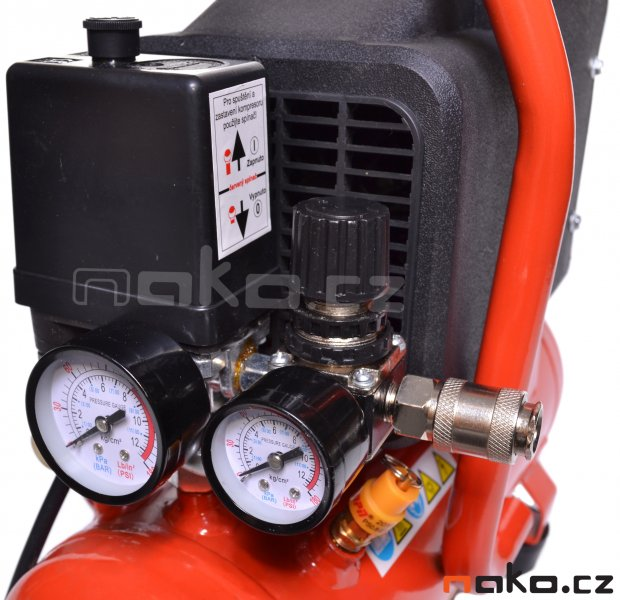 COMPRECISE H3/6 olejový kompresor