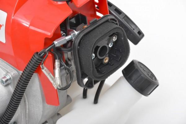 HECHT 1330 multifunkční benzínový křovinořez, plotostřih a vyvětvovací pila