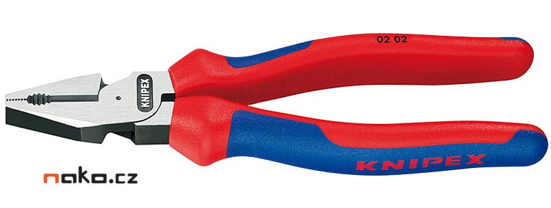 KNIPEX 0202200 kleště kombinované 200mm