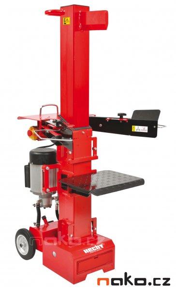 HECHT 681 vertikální štípačka na dřevo 8 tun