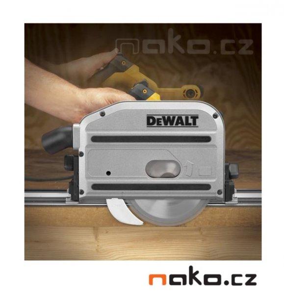 DeWALT DWS520KR ponorná pila + vodící lišta
