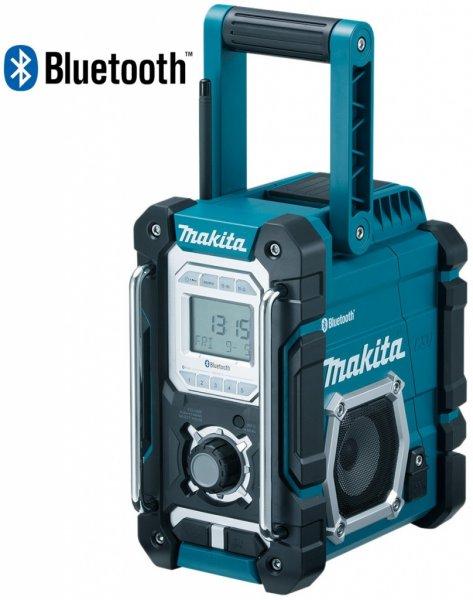 MAKITA DMR106 stavební aku rádio Bluetooth