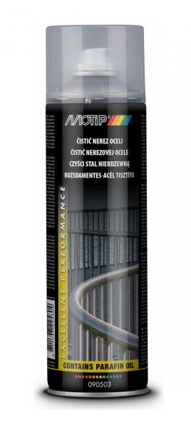 MOTIP čistič nerez oceli ve spreji 500ml 090503