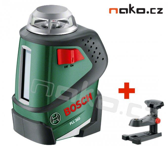 Bosch pll 360 rov k ov laser samonivela n laser for Niveau laser pll 360 bosch