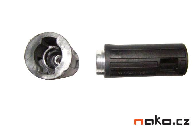 HECHT redukce H318326 k tlakové hadici na čištění odpadu pro HECHT 326