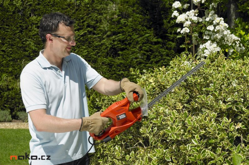 BLACK&DECKER GT4245 nůžky na živý plot - plotostřih 45cm