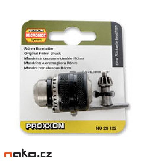 PROXXON 28122 sklíčidlo s ozubeným věncem pro TBM 220