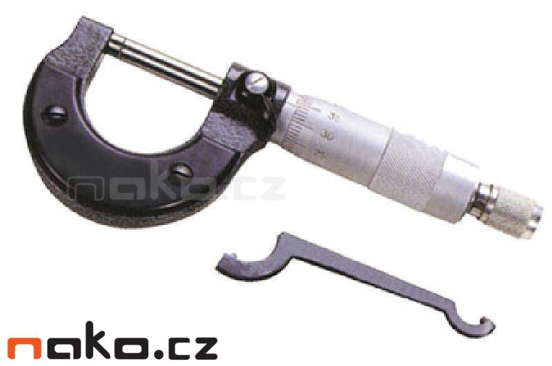 Mikrometr 75-100mm, 0,01mm