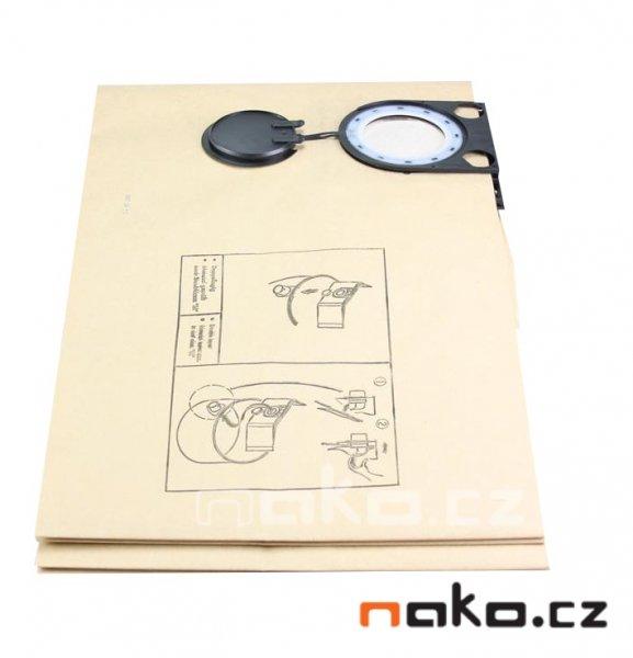 METABO sáček filtrační papírový 5 ks pro ASA 32 L, 1202 - 631757000