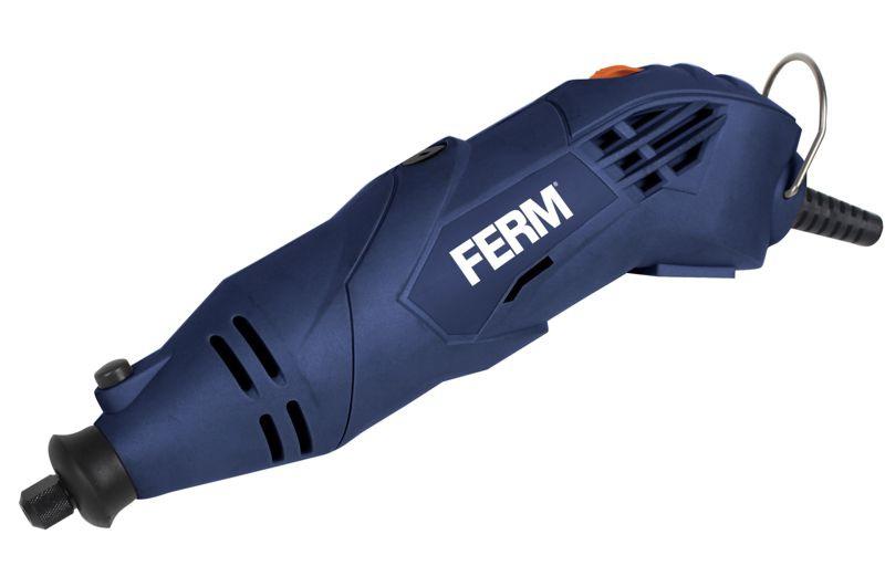 FERM CTM1017 přímá bruska s příslušenstvím
