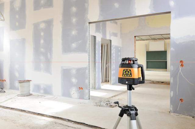 GEOFENNEL FL240HV rotační laser