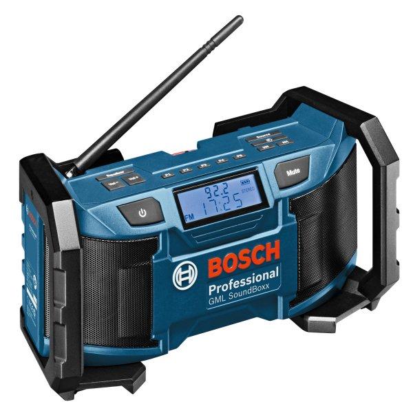 BOSCH GML 14,4/18V-Li SoundBoxx akumulátorové stavební rádio 14,4/18V-Li 0601429900
