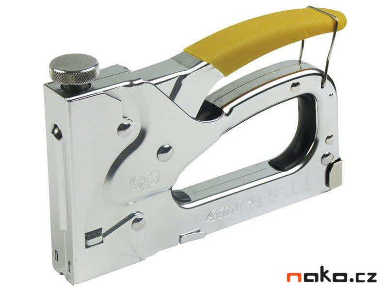 EXTOL PREMIUM pistole sponkovací 4-funkční 8851110