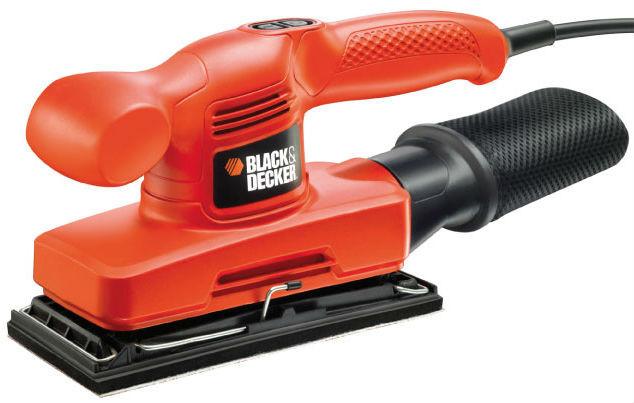 BLACK&DECKER KA310 vibrační bruska 240W