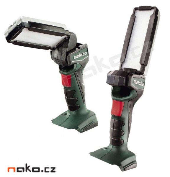 METABO SLA 14.4-18 LED aku svítilna 60037000