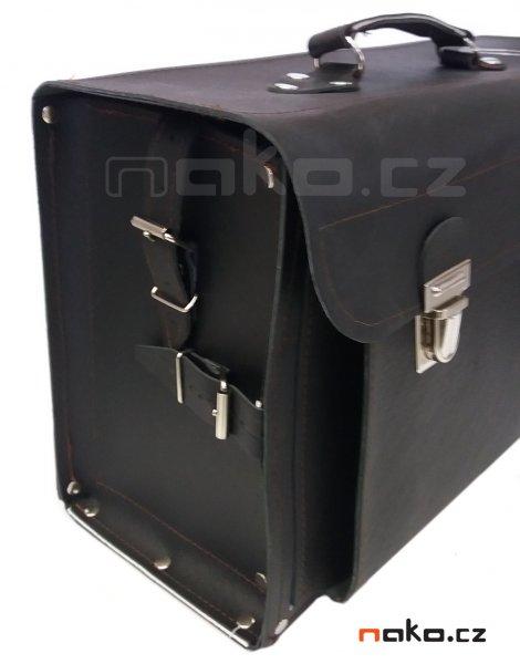 a5a0d3e705 Brašna typ 207 montážní profesionální rozkládací - kůže