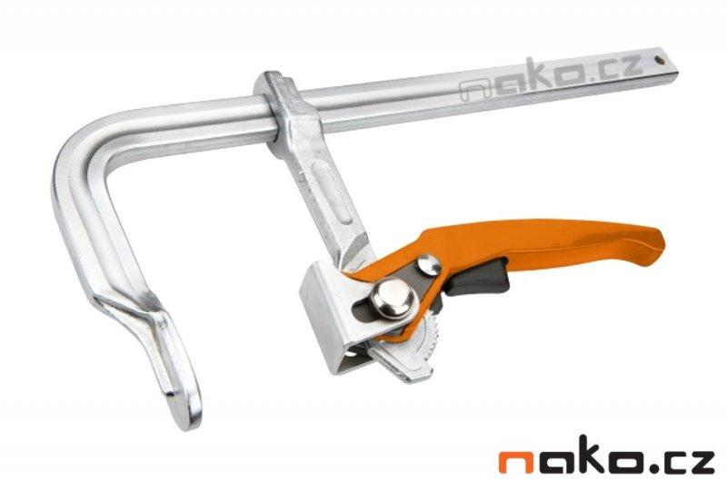 NEO TOOLS svěrka stolařská automatická 140x500mm 45-210