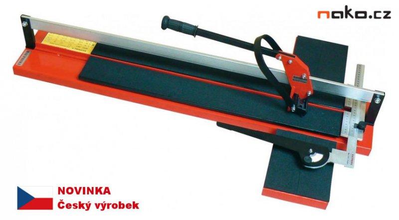 BAUPRIMA i6-90 profesionální odpružená ložisková řezačka na dlažbu s lámací podkovou
