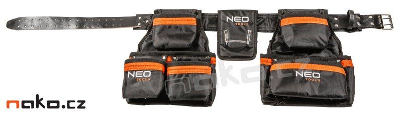 NEO TOOLS 84-330 pás pracovní - kapsář