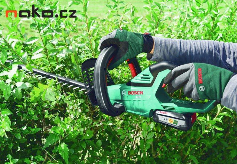 BOSCH AHS 50-20 LI aku nůžky na živé ploty 18V 2,5Ah 0600849F00 | NAKO Pardubice