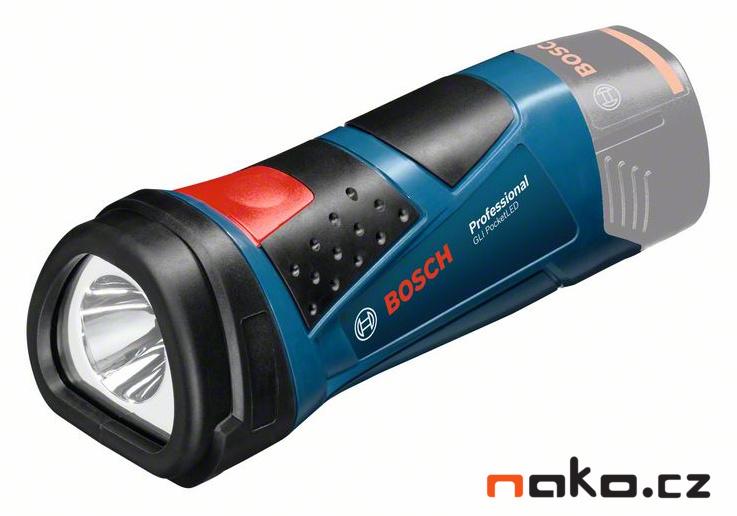 BOSCH GLI 12V-80 Professional aku LED svítilna 0601437V00
