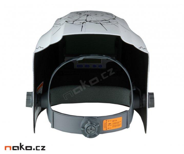 MAGG ASK900 samostmívací svářecí kukla s velkým průzorem