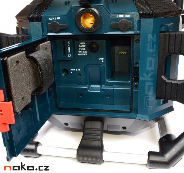 stavebn r dio bosch gml 20 powerbox nako pardubice. Black Bedroom Furniture Sets. Home Design Ideas
