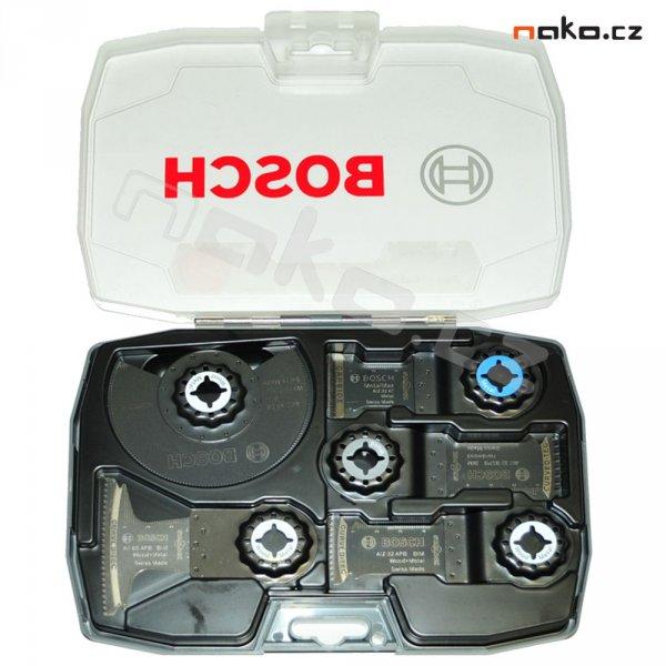 BOSCH 2608664131 STARLOCK sada nástrojů do oscilační brusky 5ks v krabičce