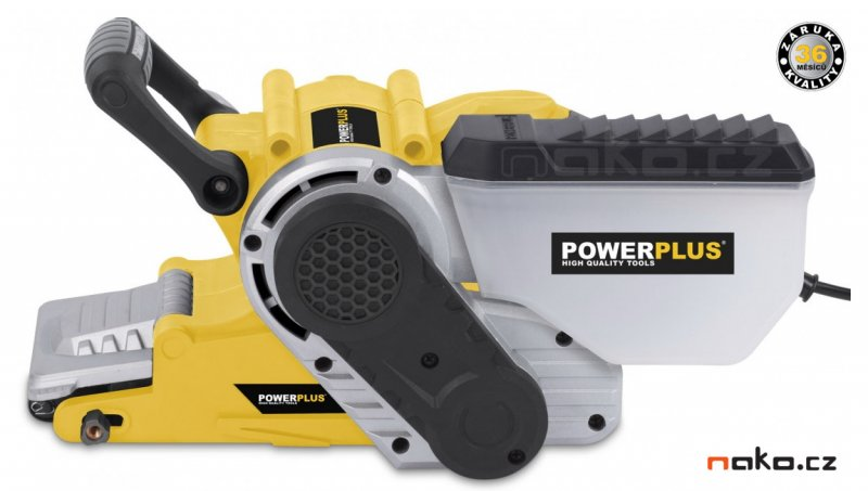 POWERPLUS POWX0460 pásová bruska 950W