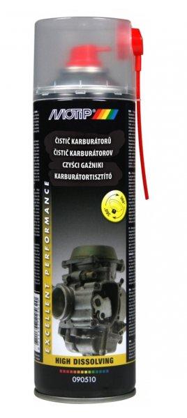 MOTIP čistič karburátorů ve spreji 500ml 090510