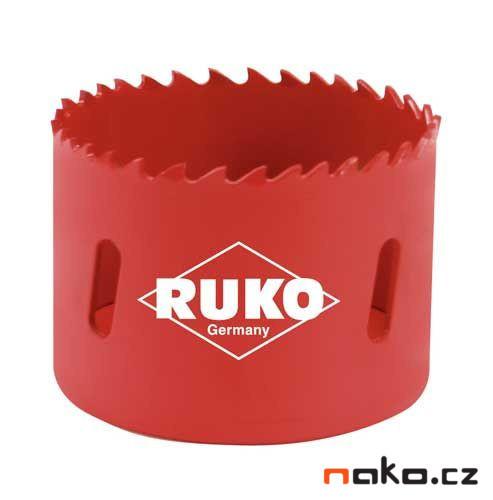 RUKO pr. 51mm - Bim pilový děrovač HSS 106051