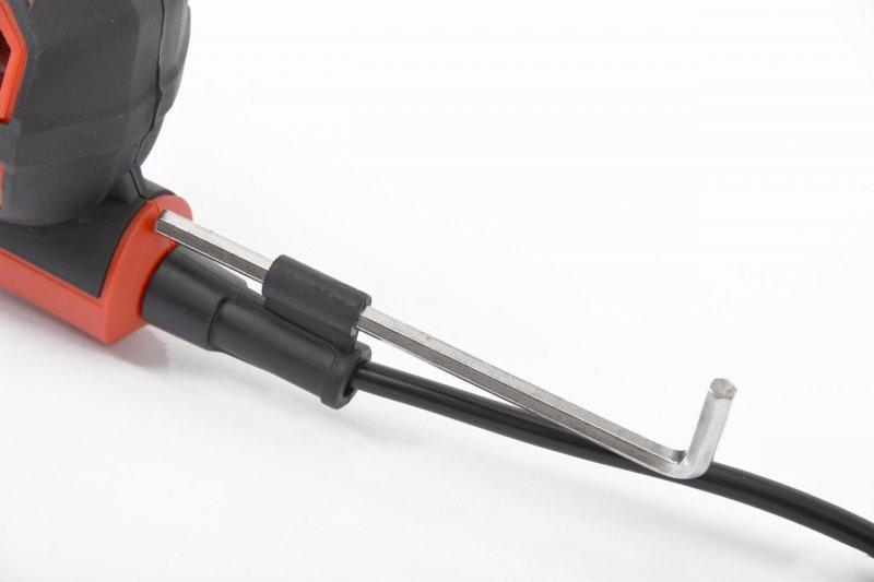 HECHT 1066 ponorná kotoučová mini pila s laserem