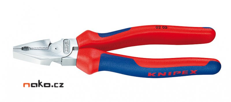 KNIPEX 0205200 kleště kombinované 200mm