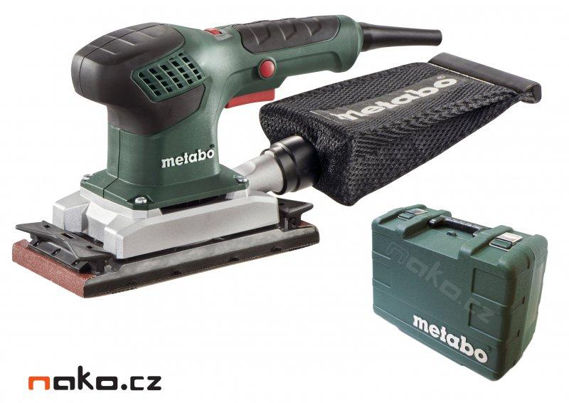 METABO SRE 3185 vibrační bruska 200W v kufru 600442500