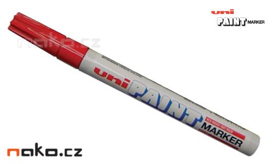 Popisovač uniPAINT PX-21 Mitsubishi ČERVENÝ