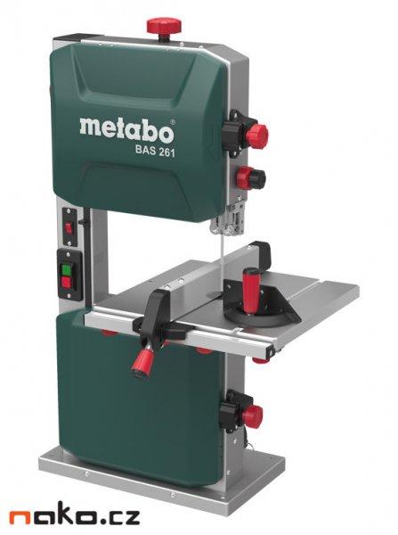 METABO BAS 261 Precision pásová pila 619008