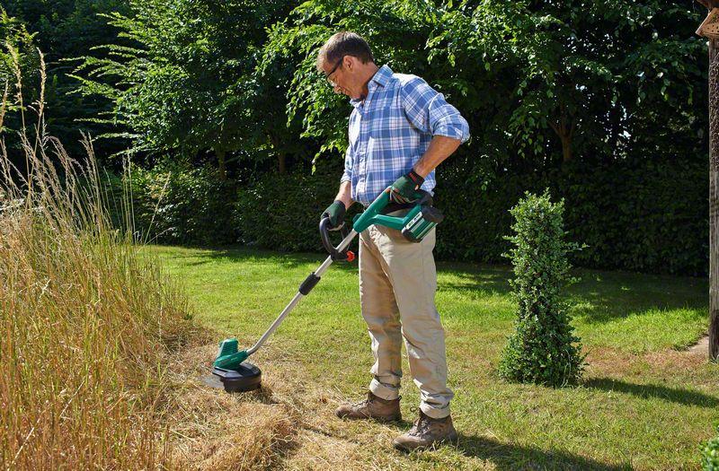 BOSCH Advanced Grass Cut 36 aku strunová sekačka 0600878N04 bez akumulátoru
