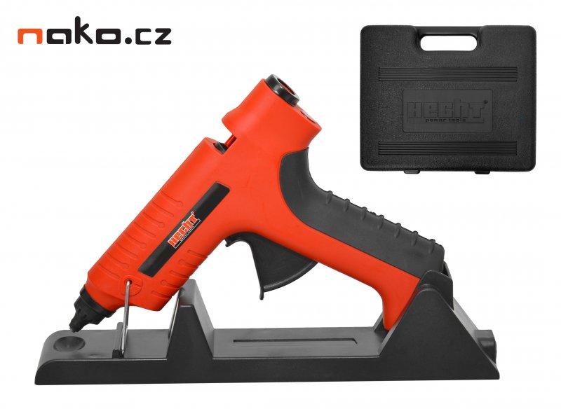 HECHT 1812 tavná lepící pistole 80W