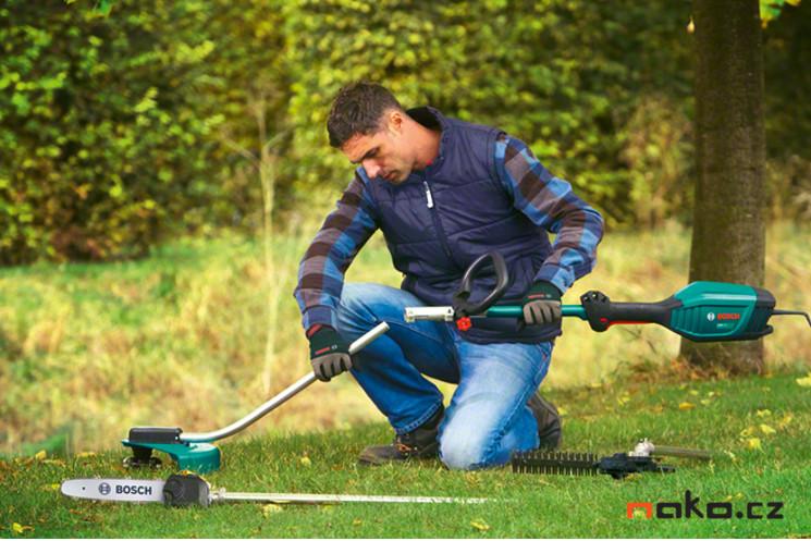 BOSCH AMW HS nástavec pro stříhání živých plotů pro AMW 10, 06008A3A00