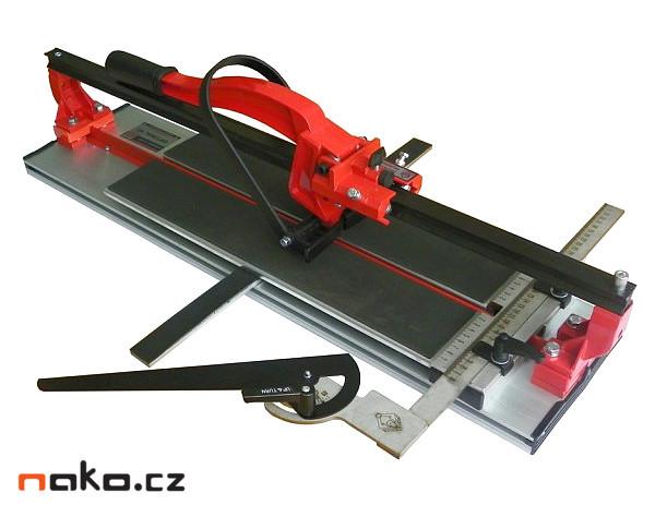 BAUPRIMA Optimal X6 - 84 profi odpružená ložisková řezačka na dlažbu s lámací podkovou