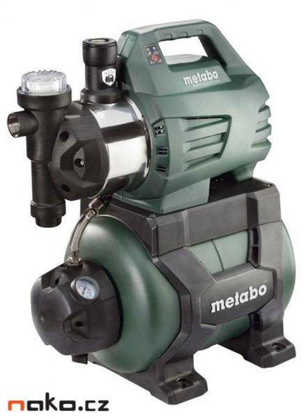 METABO HWWI 4500/25 Inox domácí vodárna 1300W 600974000