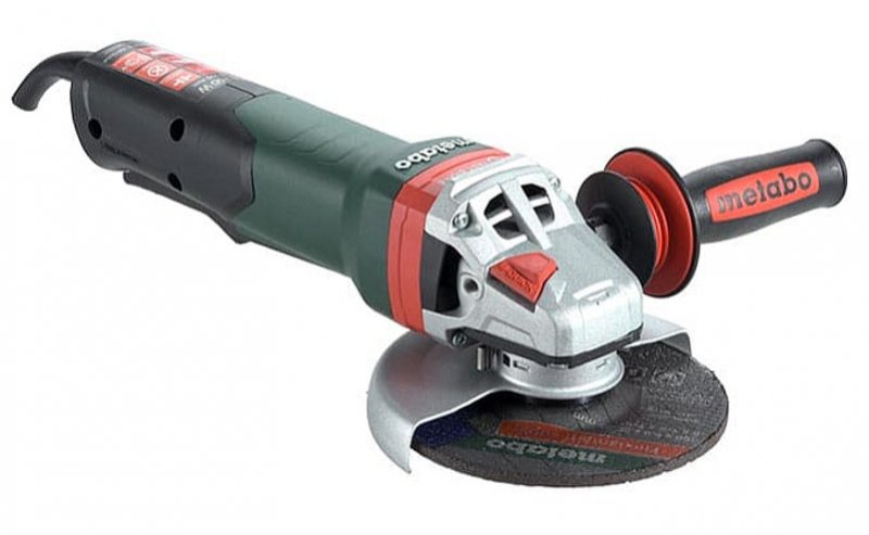 METABO WEPBA 17-150 Quick úhlová bruska 150mm 1700W 600552000