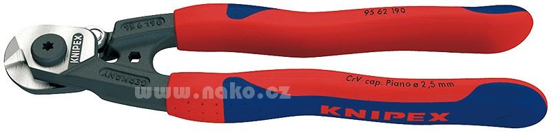 KNIPEX 9562190 kleště na lanka 190mm