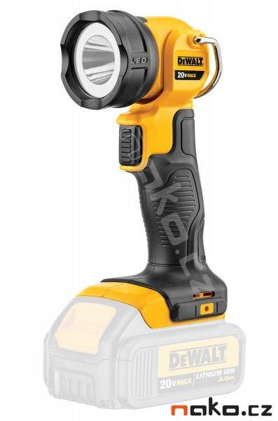 DeWALT DCL040 aku svítilna 18V bez baterie