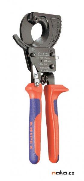 KNIPEX 9531250 ráčnové kleště na kabely do 32mm