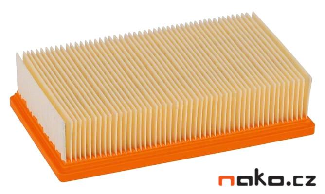 BOSCH plochý celulózový skládaný filtr pro GAS 35, 2607432033